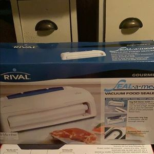 Rival seal a meal vs 110 new in box